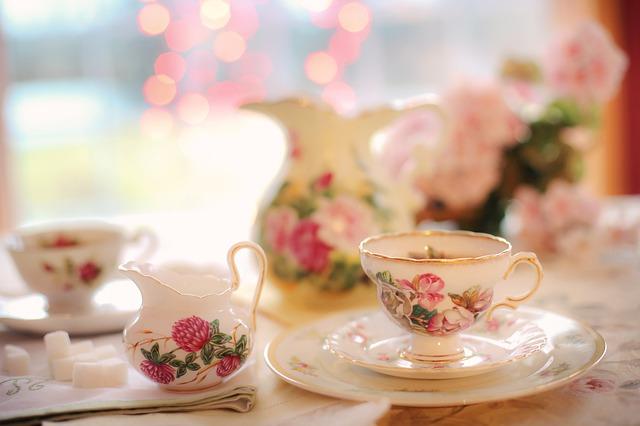 čajový servis