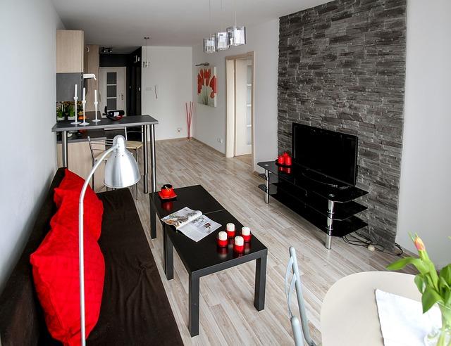 Apartmán, izba, TV.jpg