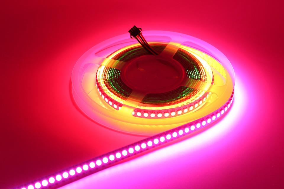pásik LED